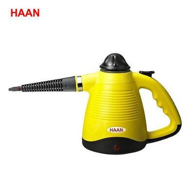 e8a40b90f80 HAAN powerful bactericidal steam cleaners Handheld HS-101Y  FINEX Handy  Steam Cleaner FX-