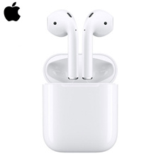 【Ready Stock】Apple AirPods Wireless Headphones Original Apple Bluetooth Headset for iPhone iPad Mac