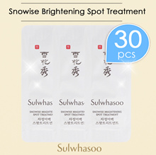 [Sulwhasoo]Snowise Brightening Spot Treatment * 30sheets/Sample