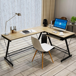 L-Shape Table★office table ★office desk★Student Desk★study Table★Foldable Table★Study Desk★