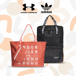 [SG STOCK~ 2 DAYS DELIVERY] ADIDAS UNDER ARMOUR BACKPACK GYM SACK DUFFLE DUFFEL TOTE SLING BAG