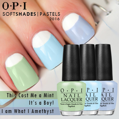 Qoo10 - OPI SOFT SHADES 2016 : Diet & Styling