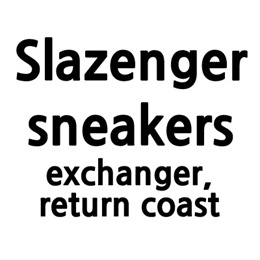 Slazenger sneakers Exchange/Delivery Fee[NOT FOR SELL]