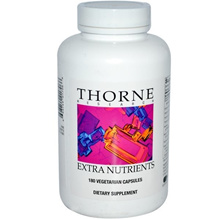 [CARTON DEAL] 2x QTY, Thorne Research Extra Nutrients 180 Veggie Caps