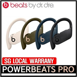 POWERBEATS PRO beats by dr.dre / Wireless Earbuds Earphone / 1 year Local Warranty