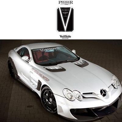 ☆Veilside☆ Best Price Mercedes Benz SLR Mclaren Car Tunning By Veilside