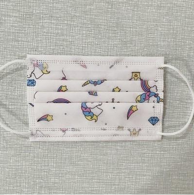 Kid Unicorn 50/pcs With Box