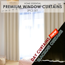 ★99% Sunlight Blockout★ 2 Pcs Window Curtain Available in 9 Colors And 4 Sizes. Read our reviews