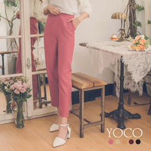 YOCO - Tailored Pants-172471-Winter