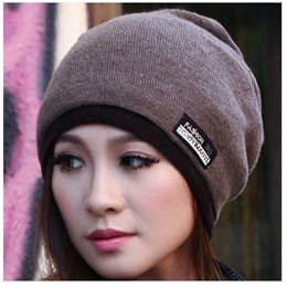 433d5592ecc7e7 Multi Functional Solid Color New Unisex Beanie Stacking Knitted Hat For  Women Men Hip hop One