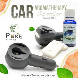 Enjoy Aromatherapy while you Drive! Car Scenter/ Car Vaporizer/ Car Diffuser/ Car Freshener