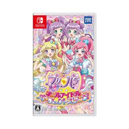 일본 닌텐도 스위치 게임 nintendo switch 프리파라 올 아이돌 퍼펙트 스테이지