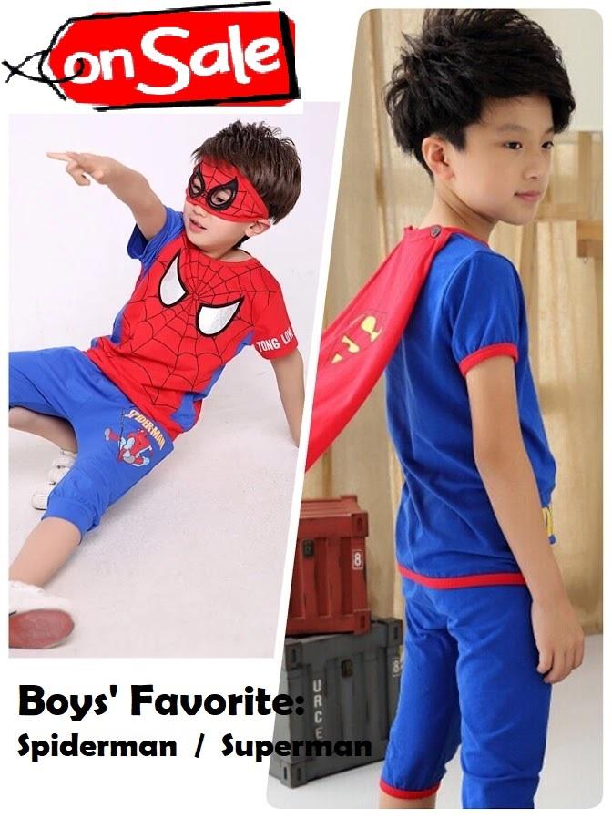 c867b302a Spider-man/Super hero/Boys Clothing/T-shirt/Pants/Boys apparel/ Baby  Clothes/spiderman clothes