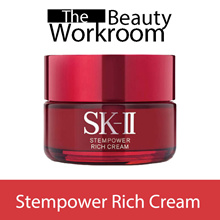 Boss lose money SALE! 70% OFF! SKII Signs Up Lifter 40g / Stempower Rich Cream 50g - 100% authentic