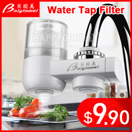 Household Water Tap Filter/Clean Drinking Water/Water Purifier/Ceramic Filters/Healthy Lifestyle