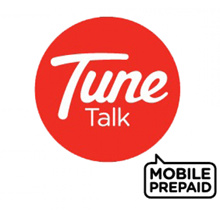 TUNE TALK TOP UP RM10