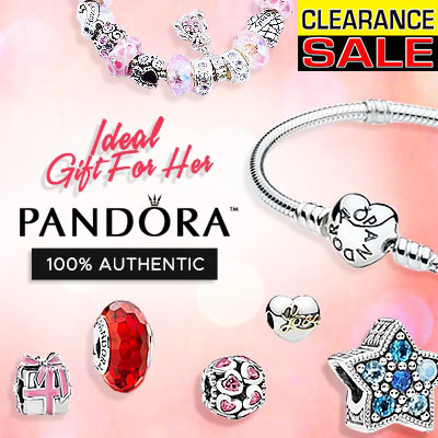 dd42b47fb 100% Authentic PANDORA Bracelets Charms and Pendants   Original from Europe