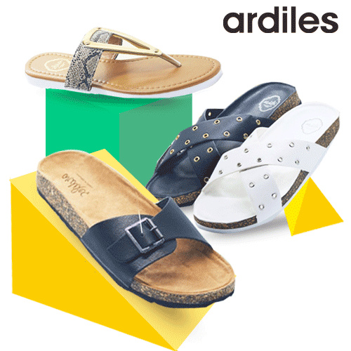 [Ardiles] New Collection Women Fashion Sandals Collection Size 37-40 Deals for only Rp89.000 instead of Rp167.925
