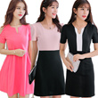 FLAT PRICE【READY STOCK】 Korean Fashion Dress/Formal Dress/short sleeved dresses/dinner dress/Chinese New Year/CNY Collections