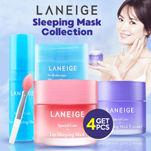 LANEIGE Sleeping Mask Series GET 4 Pcs