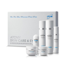 Atom美 ★Skin Care 6 System★  / Toner / Eye Cream / Essence / Lotion / Nutrition Cream / BB Cream