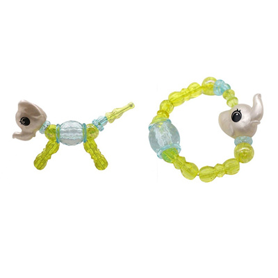 Colorful Magical Pets Bracelets for Girls Twist Pets Pop Beads Jewelry  Making Kit for Kid-Unicorn
