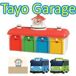 ★Tayo garage ★Tayo garage including Tayo and Rogi bus / Tayo toy / Tayo car
