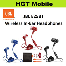 JBL E25BT Wireless In-Ear Headphones*JBL Signature Sound*Up to 8 Hours Battery Life