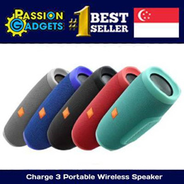 【SG Local Seller】★Charge 3 Portable Wireless Speaker