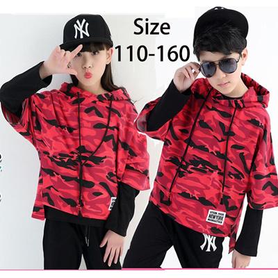 35d7a8421 Qoo10 - 110- 170cm男女共通ダンスセット   Kids Fashion