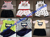 {CNY Promtion} New Arrivals ★Girls/Boys/Kids Set★ T-Shirt + Short Set★Kids Clothing/Tops and Pants/B