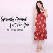 ❤️ Floral Free Size Dresses ❤️ September New Arrival ❤️