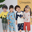 [Plus Gift] Designed Baby/kids pyjamas 100% cotton From Korea