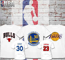 [Made in Korea/NBA/Cool T-Shirts/Basketball/Club T-Shirt/shirt/jersey