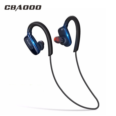 3e66b557084 CBAOOO S5 Wireless Bluetooth Earphone Sports Headset Waterproof Noise  reduction Stereo with Mic for