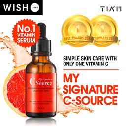 [TIAM] My signature C-Source /30ml/ vitamin c serum