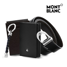 [RE-STOCK] ★MONTBLANC★ 100% Authentic Wallet / Belt / Keyring 50Styles!!!