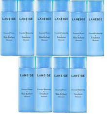 ★Qxpress Free mail★Laneige Moisture basic / total 150ml(Balancing emulsion Moisture 15mlX5pcs+ Power Essential Skin Refiner Moisture 15mlX5pcs)/2016 New Product