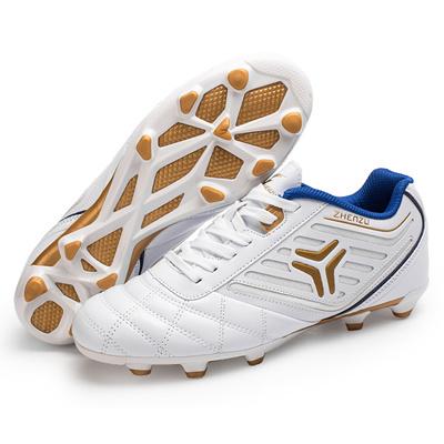 5a059d90c6bf Child spike Ronaldo F50 adizero Trx FG soccer shoes River Delta bee  professional lightweight adult b