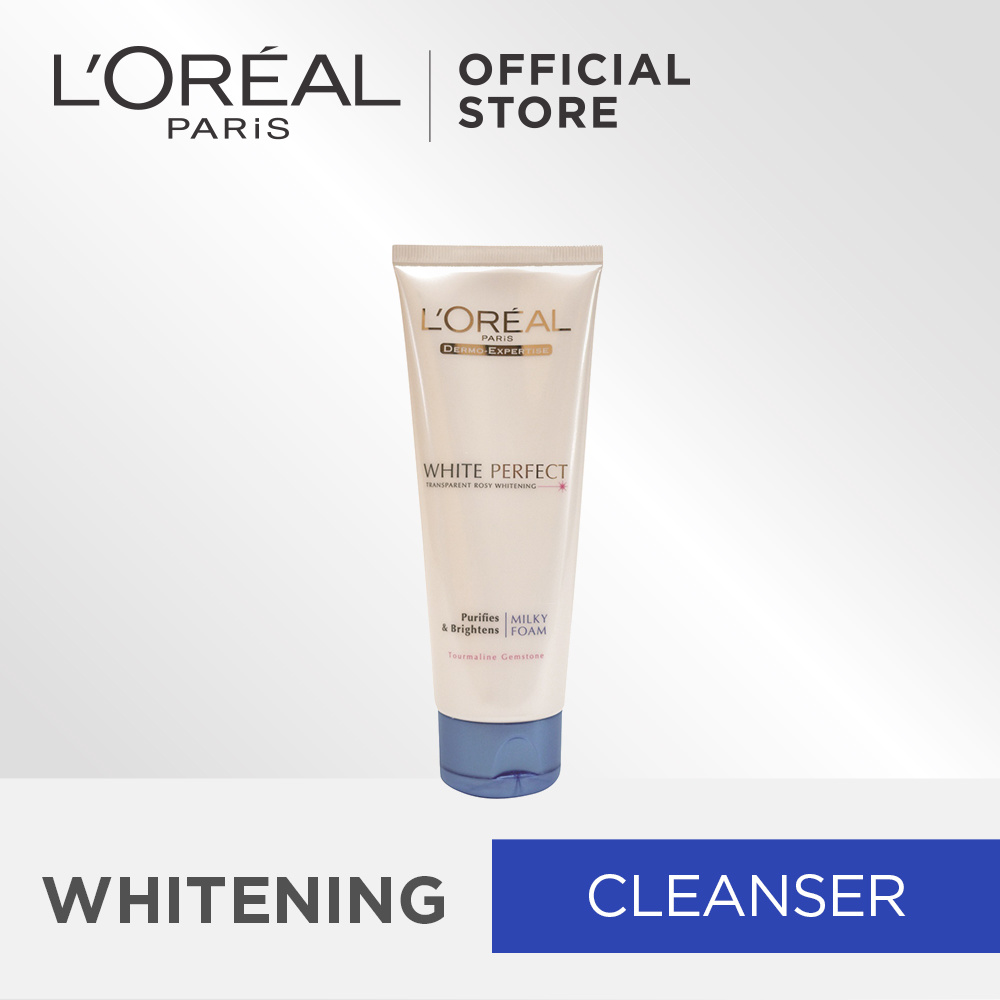 Qoo10 L Oral Paris White Perfect Purifying Brightening Milky Loreal Men Expert Foam Fit To Viewer