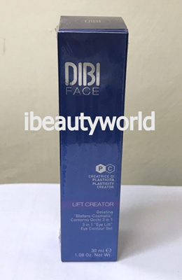 Dibi Milano Lift Creator 3 in 1 Eye Lift Eye Contour Gel 30ml