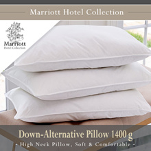 Marriott Hotel Collection Down Alternative Pillow 1400g