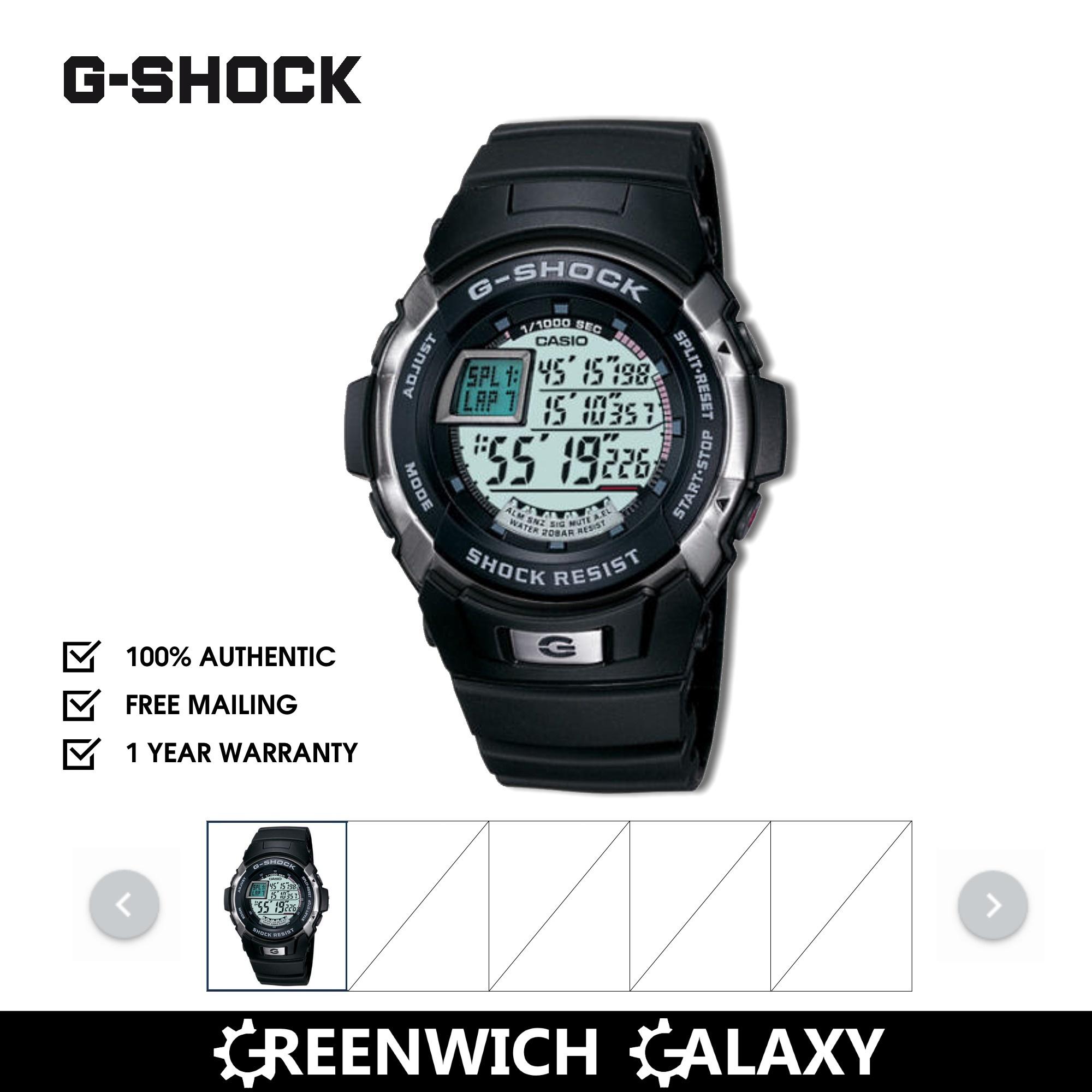 G Shockg Shock G Spike Black Sports Watch G7700 1e