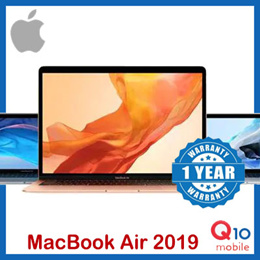 [2019 Version] New Apple MacBook Air 2019 / 128GB 256GB available / Space Grey Silver Gold available