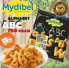 **Mydibel French Fries ALPHABET ABC 750 GR** ( FREE ONGKIR JABODETABEK ONLY )
