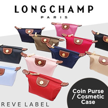 【.MUST HAVE.】Longchamp Coin Purse | Cosmetic Case