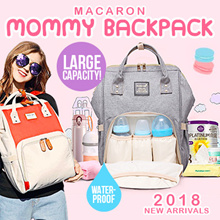 ♥ 2018 New Arrival ♥ Free Shipping-Large Capacity Mummy Stroller Diaper Backpack