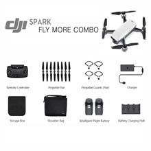📢📢 RM1949 WITH RM300 COUPON 📢📢 DJI SPARK FLY MORE COMBO (ARTIC WHITE) DJI MALAYSIA 1 YEAR WARRA