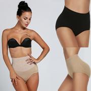 US 23.40. Women Seamless High Waist Girdle Shaper Briefs Tummy Control  Lingerie shapewear Z G 31d68b8db8