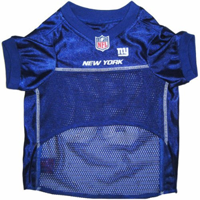 new concept 6dcf7 073dc [PETS FIRST] NYG-4006-XS - NFL New York Giants Jersey, X-Small
